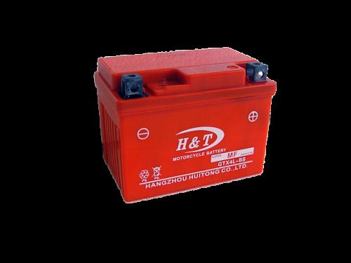 Аккумулятор H&T 4Ah 12V (GTX4L-BS)