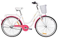 Велосипед Aist Avenue 26 1.0 Женский Бело-розовый