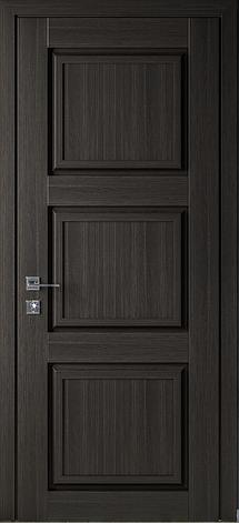 Двери ATLANTIC A001. Полотно, срощенный брус сосны, эко-шпон, фото 2