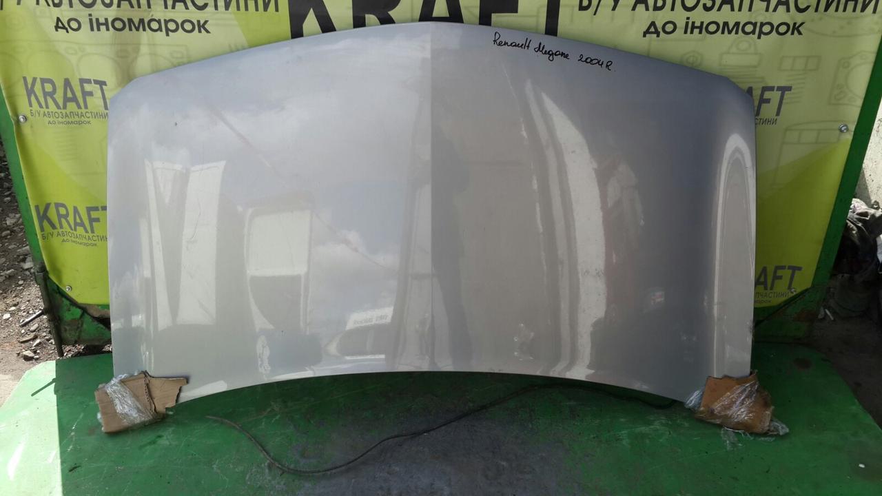 Капот для Renault Megane II