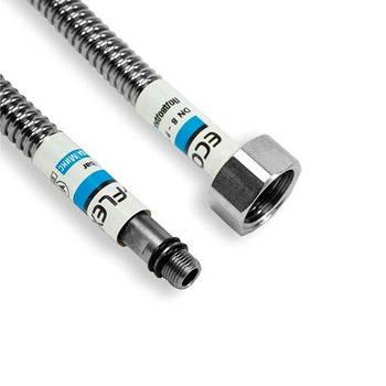Шланг для змішувача НЖ М-10-1/2 60см (Ecoflex)