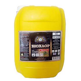 Дезинфицирующее средство Биохлор 20 л SKL50-239307