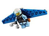 Конструктор BELA (Lary) 11209 CITY -  Воздушная полиция: кража бриллиантов (424 дет.), фото 4