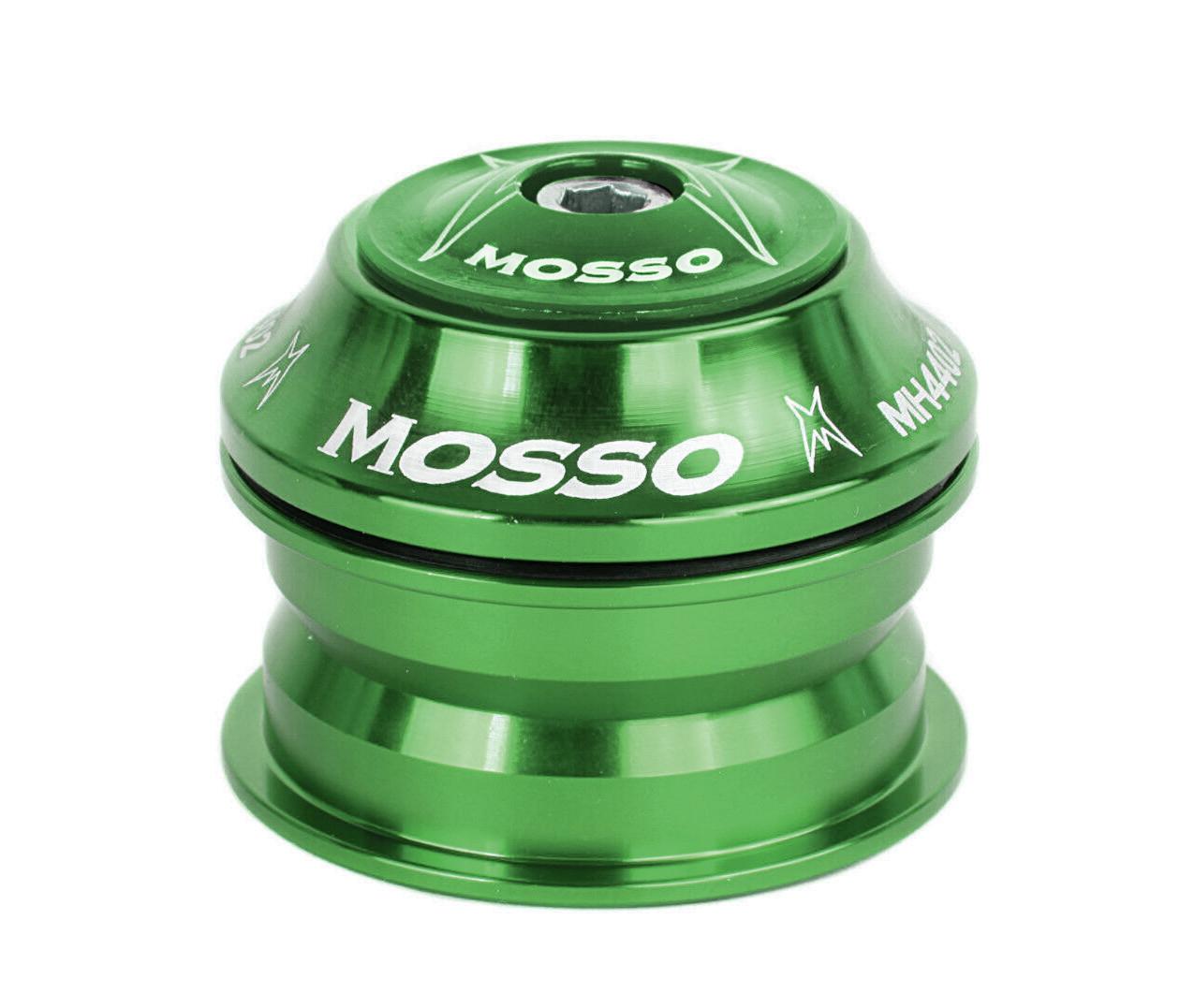 Рулевая колонка Mosso ZS44, полуинтегрированная, зеленая