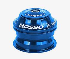 Рулевая колонка Mosso ZS44, полуинтегрированная, синяя (Уценка)