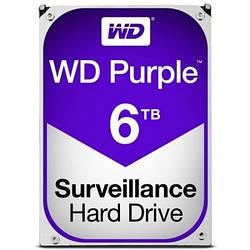 Жорсткий диск внутрішній Western Digital Purple (WD60PURZ)