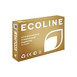 Радиатор алюминиевый Ecoline 500х76, фото 3
