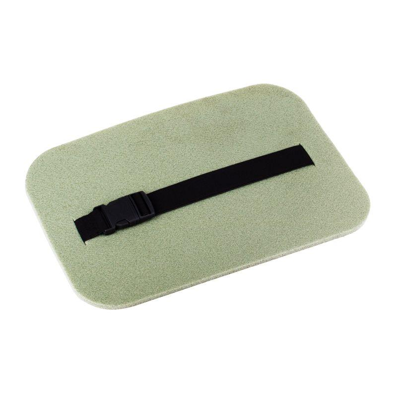Сидушка Polifoam (Полифом) туристическая  с застежкой   толщ. 7 мм, олива