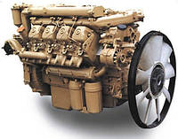 Силовой агрегат в сб. (320л.с.) (пр-во КамАЗ) 740.51