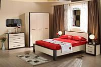 Модульная спальня Рига Спальня 3Д