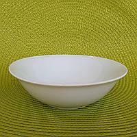 Салатник белый фарфоровый 500 мл арт. 4407