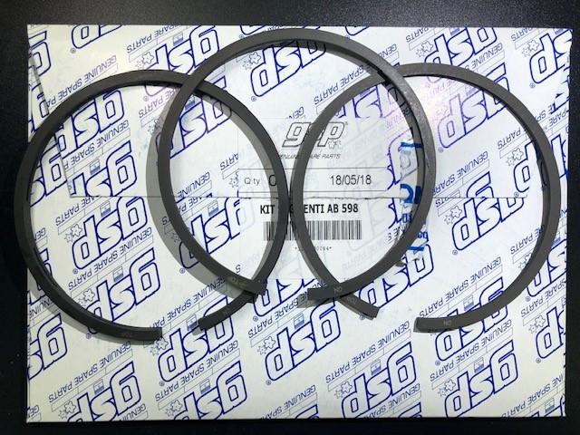Комплект колец АВ598 НД Fiac