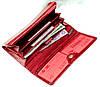 Женский кошелек Butun 592-005-006 кожаный красный, фото 5