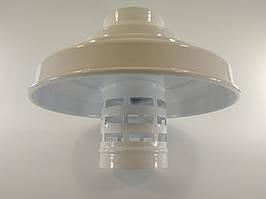 Вертикальный наконечник 80мм грибок для дымохода