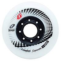 Колеса для роликов Hyper Concrete+Grip Cn White 80 mm