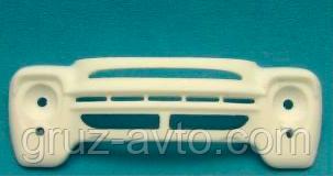Облицовка радиатора ЗИЛ-130 старого образца (повторители поворотов снизу фары) / 130-8401010-А