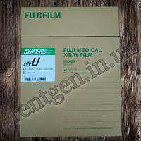 Рентген пленка  Fujifilm 30 х 40 (Фуджи) Зеленочувствительная