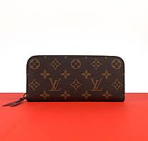 Кошелек Louis Vuitton Clémence фуксия (Луи Виттон) арт. 22-02