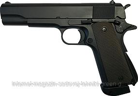 Пистолет пневматический Zbroia M1911 Blowback (оригинал)