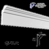 Декоративный карниз GPX-2, длина 2м, Glanzepol