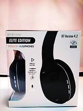 Беспроводные блютуз наушники BT 1608 Elite Edition, фото 2