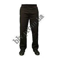 Теплые мужские брюки байка KD314 Black, фото 1