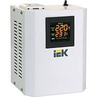 Стабилизатор напряжения релейный IEK Boiler 0,5 кВА (0,4 кВт, настенный)