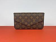 Клатч - кошелек Louis Vuitton Pochette Felicie Monogram (Луи Виттон) арт. 22-20, фото 1