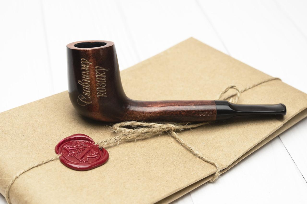 Курительная трубка из груши KAF221 Canadian классическая прямоток