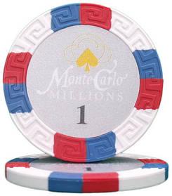 Фишка Monte Carlo Millions 1