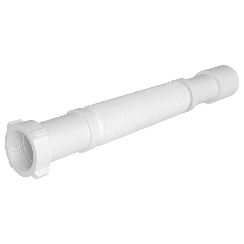 """Гибкая труба для сифона ANI Plast К207 с накидной гайкой 1 1/4"""""""