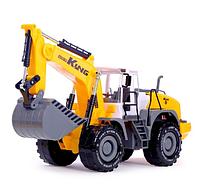 Инерционная строительная машина Экскаватор 9998-21