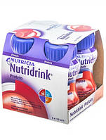 Nutricia Смесь Nutridrink Protein Berries (Нутридринк Лесные плоды) 4х125мл (под заказ 2-4 дн)