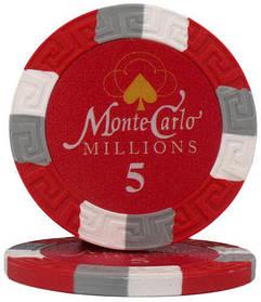 Фишка Monte Carlo Millions 5