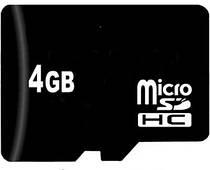 Карты памяти 4 GB