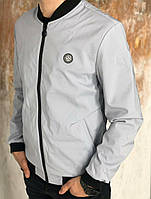 Мужская демисезонная куртка,ветровка,бомбер, см.замеры в описании!!!, фото 1