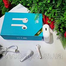 Беспроводные наушники i11-TWS, блютуз наушники Airpods, фото 2