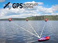 GPS автопилот для карпового кораблика