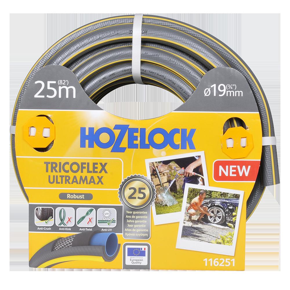 Шланг HoZelock 116251 TRICOFLEX ULTRAMAX 19 мм 25 м