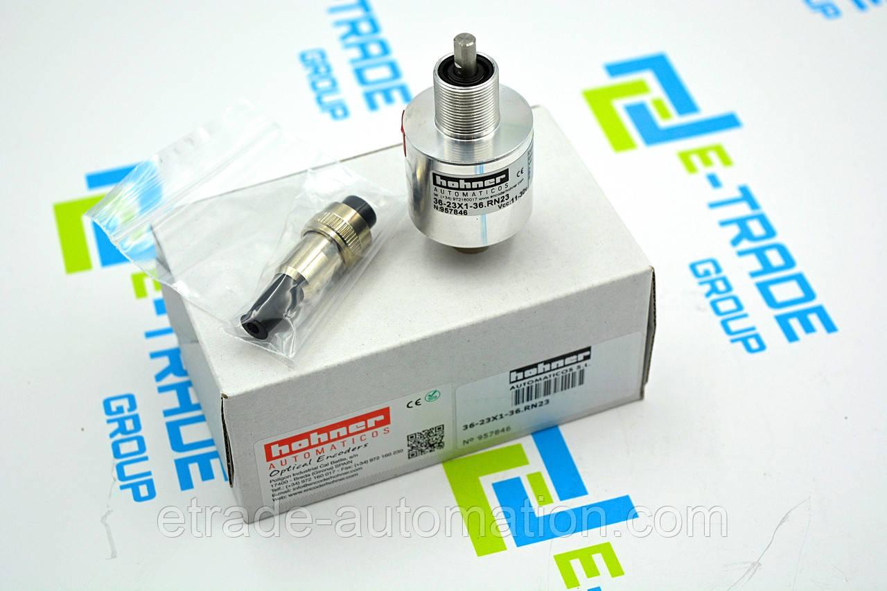Энкодер Hohner Automaticos 36-23X1-36.RN23