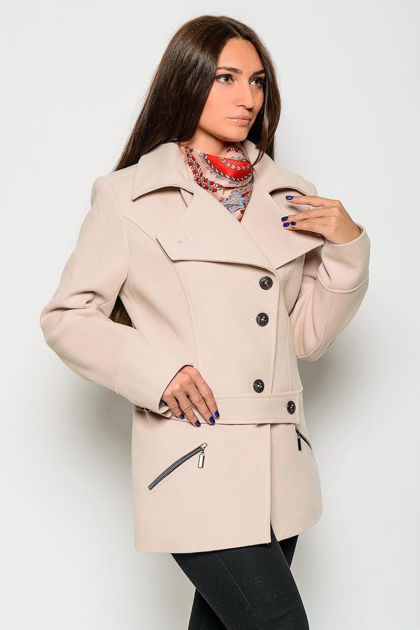 Большой размер женской одежды пальто