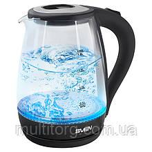 Чайник електричний SVEN KT-G1806 прозорий (1,8 л.)