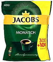 Кава Jacobs Monarch Натуральна Розчинна Сублімована 400Г