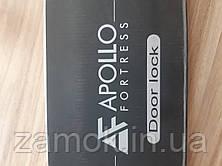 Замок врізний Apollo 85-50, фото 2