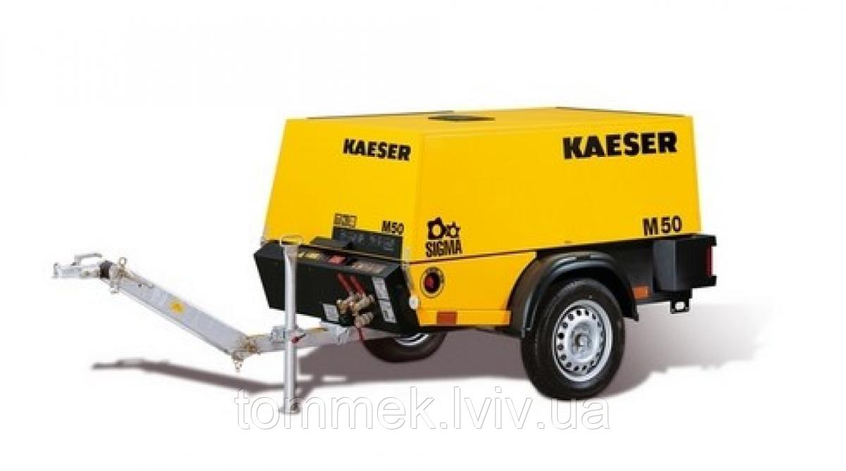 Пересувний компресор Kaeser Mobilar М 50 PE