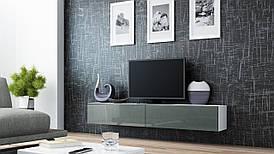 ТВ тумба RTV VIGO 180 (білий/сірий) (CAMA)