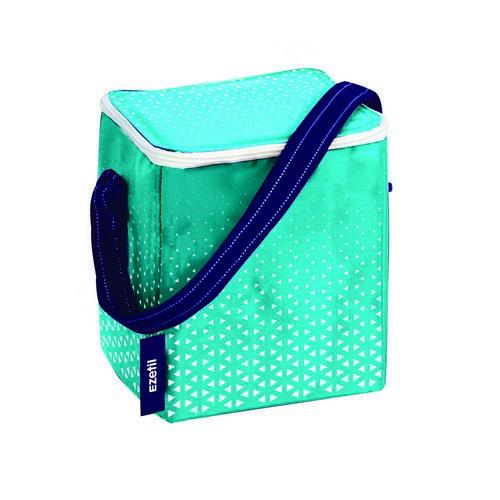 Термосумка Ezetil Holiday 5 л, голубая (термосумка, изотермическая сумка для напитков и продуктов)