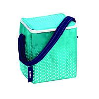 Термосумка Ezetil Holiday 5 л, голубая (термосумка, изотермическая сумка для напитков и продуктов), фото 1