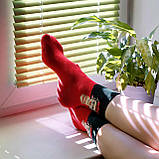 Жіночі шкарпетки з картинами художників, фото 2