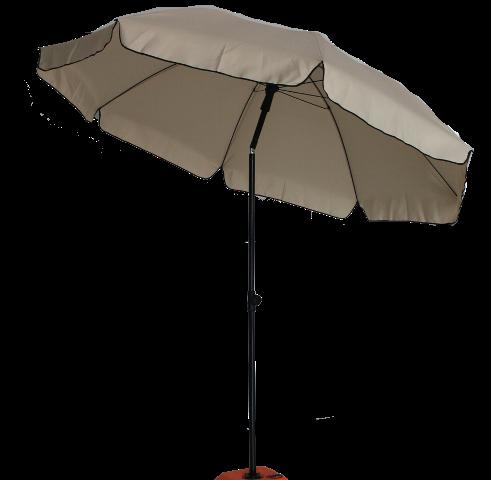 Зонт садовий (пляжний) TE-003-240 бежевий